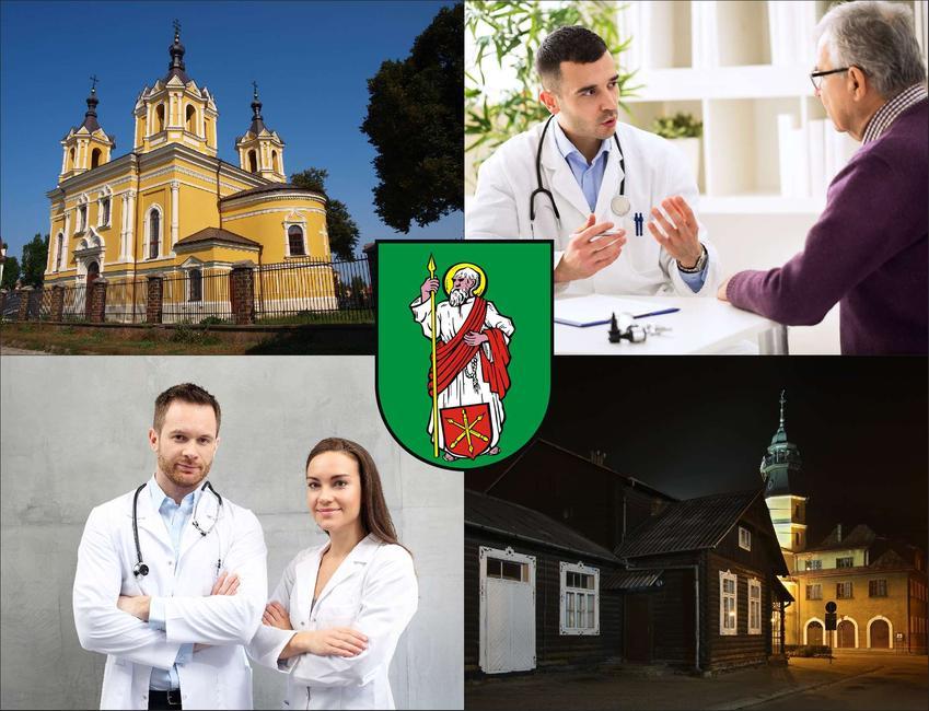 Tomaszów Lubelski - cennik prywatnych wizyt u onkologa - sprawdź lokalne ceny