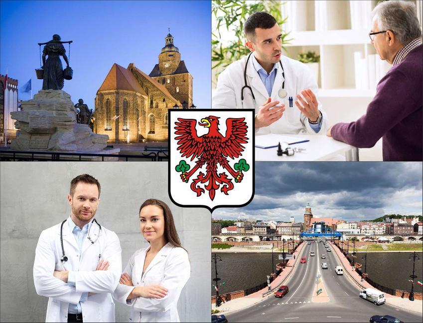 Gorzów Wielkopolski - cennik prywatnych wizyt u onkologa - sprawdź lokalne ceny