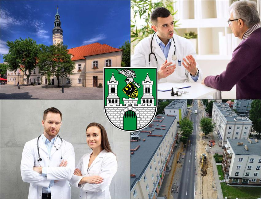 Zielona Góra - cennik prywatnych wizyt u onkologa - sprawdź lokalne ceny