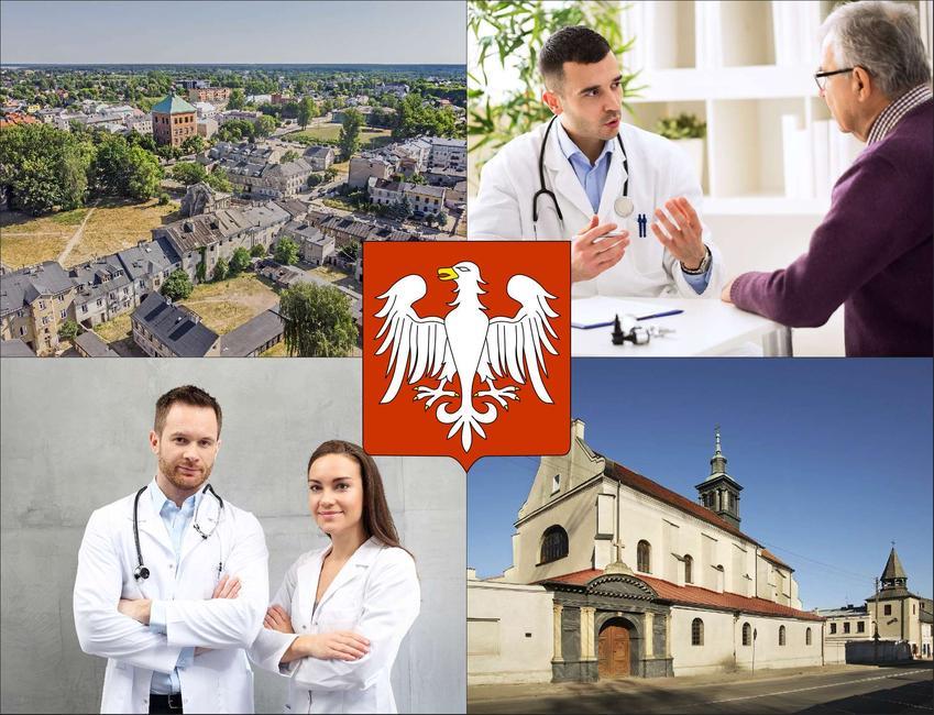 Piotrków Trybunalski - cennik prywatnych wizyt u onkologa - sprawdź lokalne ceny