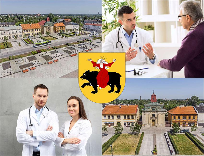 Tomaszów Mazowiecki - cennik prywatnych wizyt u onkologa - sprawdź lokalne ceny