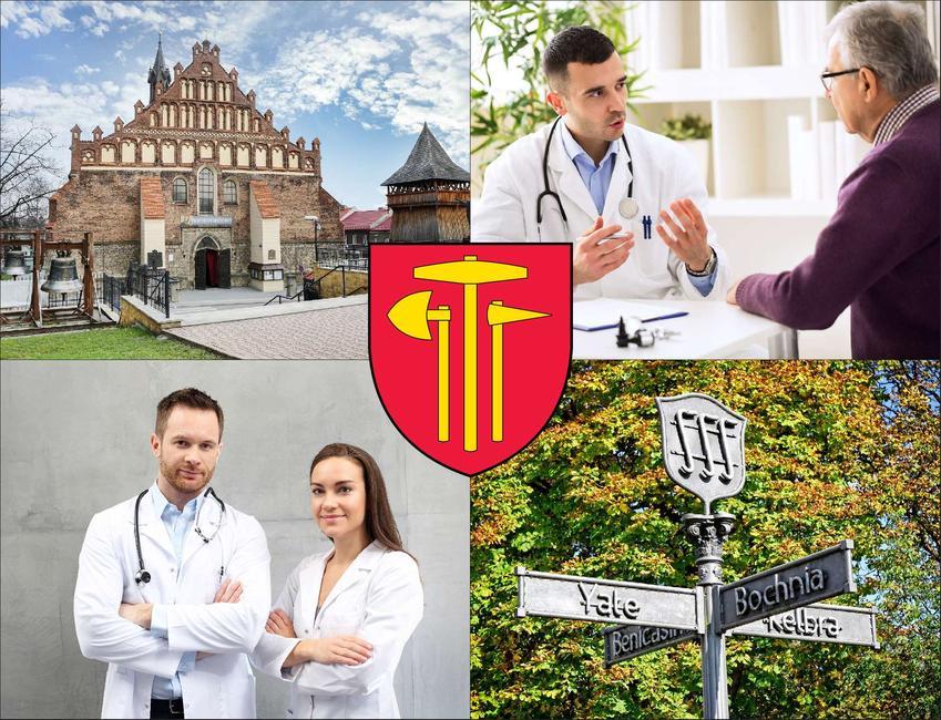 Bochnia - cennik prywatnych wizyt u onkologa - sprawdź lokalne ceny