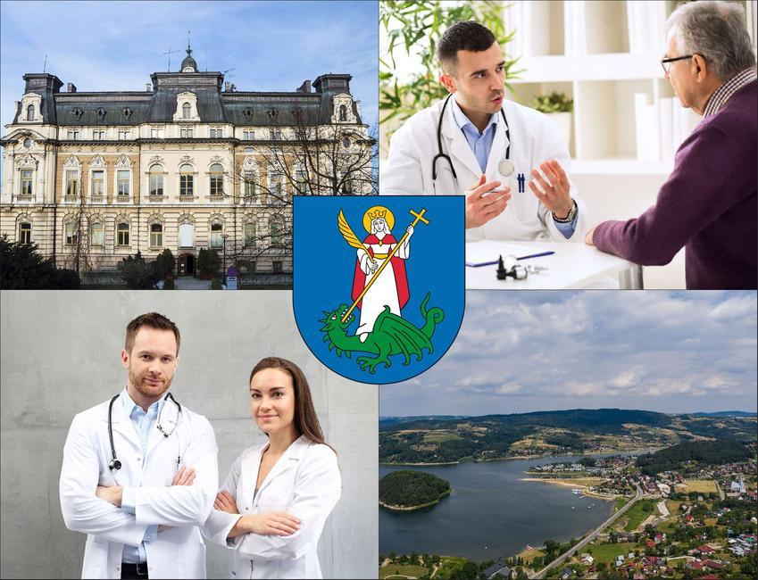 Nowy Sącz - cennik prywatnych wizyt u onkologa - sprawdź lokalne ceny