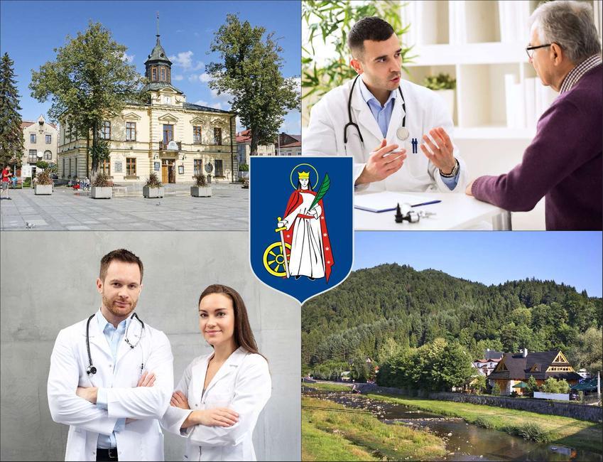 Nowy Targ - cennik prywatnych wizyt u onkologa - sprawdź lokalne ceny