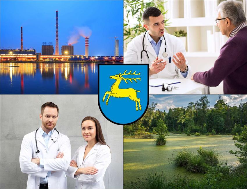 Kozienice - cennik prywatnych wizyt u onkologa - sprawdź lokalne ceny