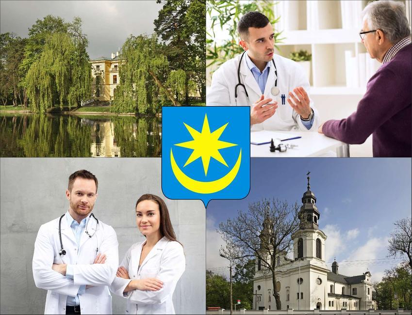 Mińsk Mazowiecki - cennik prywatnych wizyt u onkologa - sprawdź lokalne ceny