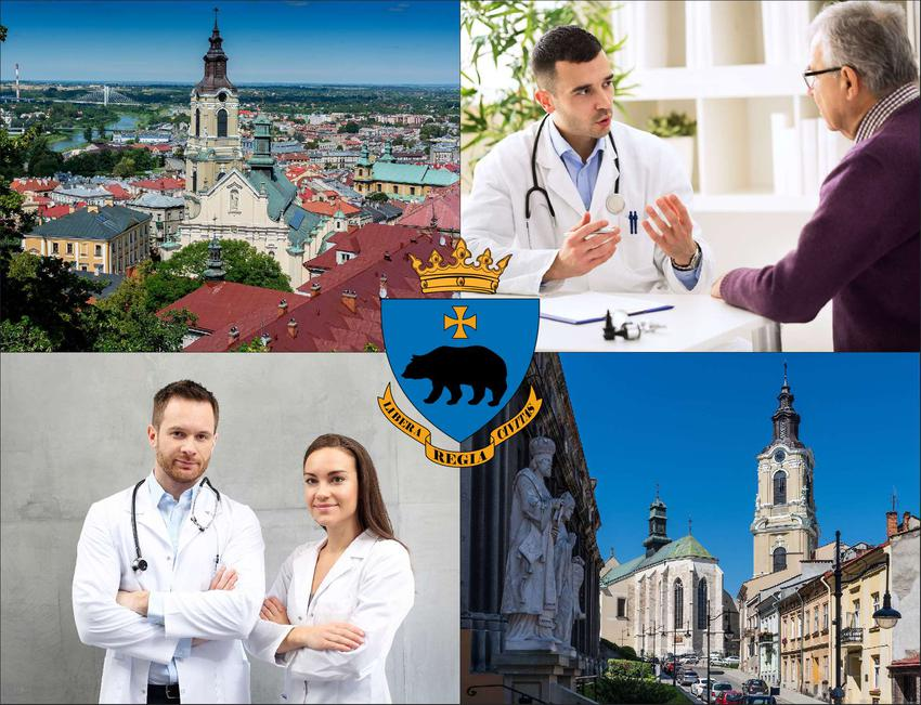 Przemyśl - cennik prywatnych wizyt u onkologa - sprawdź lokalne ceny