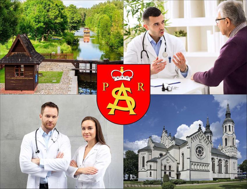 Augustów - cennik prywatnych wizyt u onkologa - sprawdź lokalne ceny