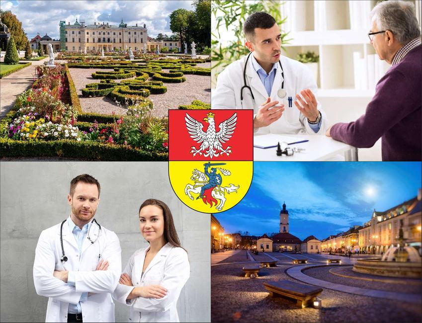 Białystok - cennik prywatnych wizyt u onkologa - sprawdź lokalne ceny