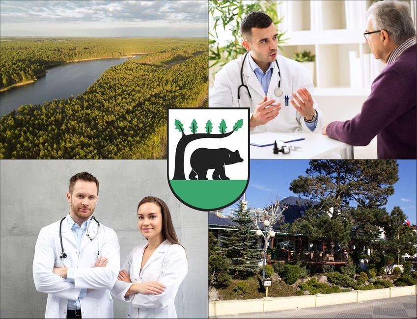 Kościerzyna - cennik prywatnych wizyt u onkologa - sprawdź lokalne ceny