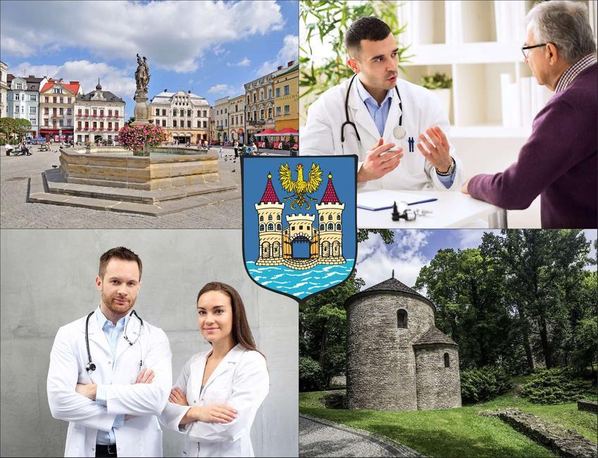 Cieszyn - cennik prywatnych wizyt u onkologa - sprawdź lokalne ceny
