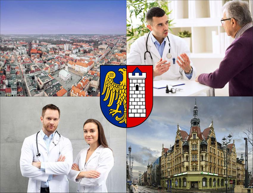 Gliwice - cennik prywatnych wizyt u onkologa - sprawdź lokalne ceny