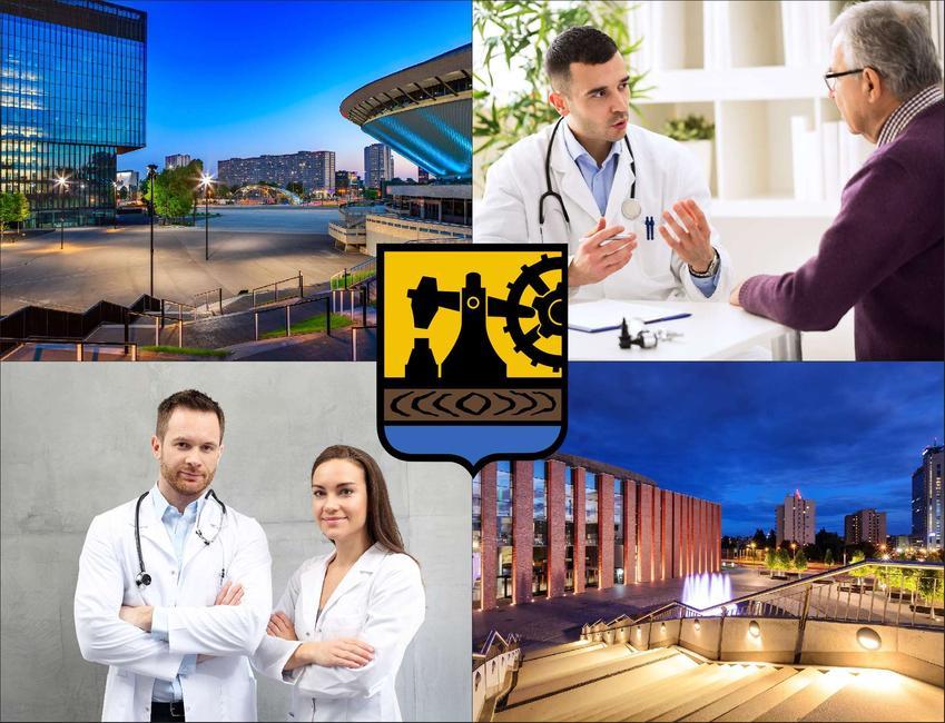 Katowice - cennik prywatnych wizyt u onkologa - sprawdź lokalne ceny
