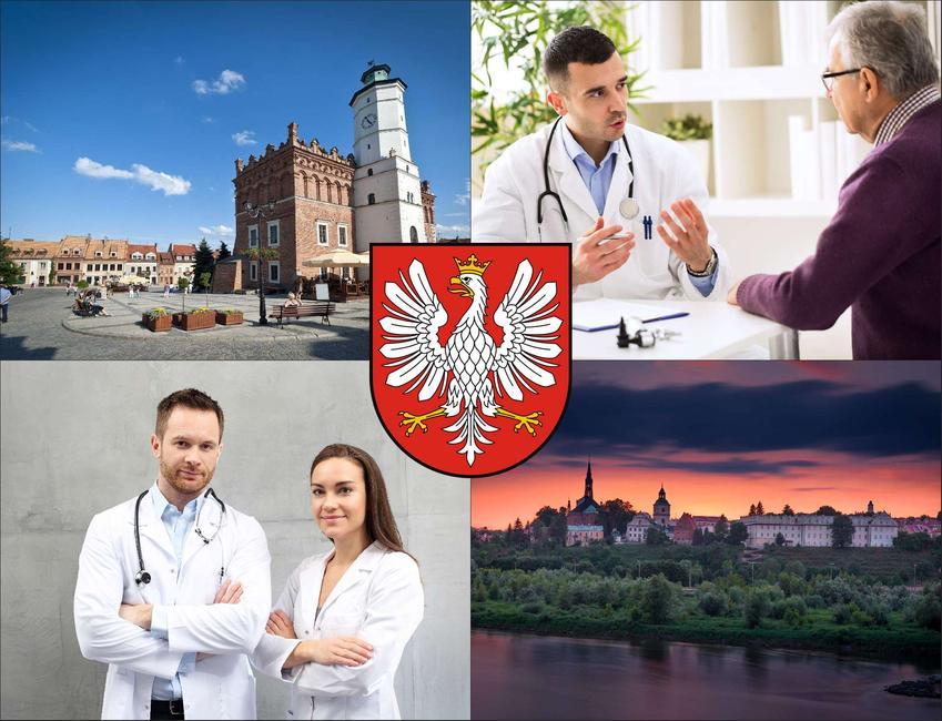 Sandomierz - cennik prywatnych wizyt u onkologa - sprawdź lokalne ceny