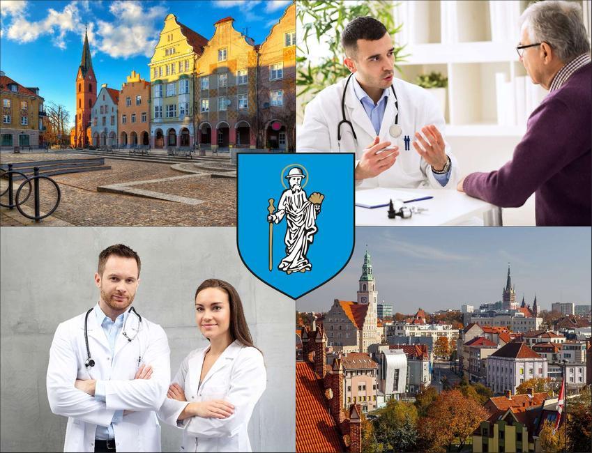 Olsztyn - cennik prywatnych wizyt u onkologa - sprawdź lokalne ceny