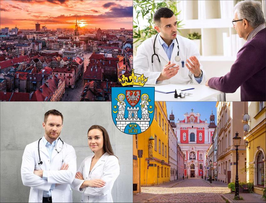 Poznań - cennik prywatnych wizyt u onkologa - sprawdź lokalne ceny