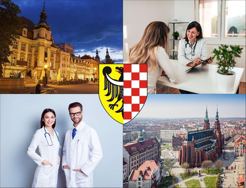 Legnica - cennik prywatnych wizyt u laryngologa - sprawdź lokalne ceny w poradniach