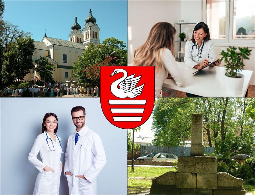 Biłgoraj - cennik prywatnych wizyt u laryngologa - sprawdź lokalne ceny w poradniach