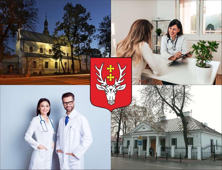 Hrubieszów - cennik prywatnych wizyt u laryngologa - sprawdź lokalne ceny w poradniach