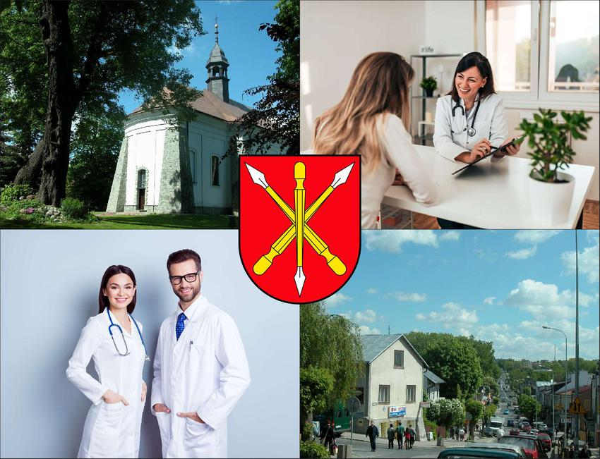 Kraśnik - cennik prywatnych wizyt u laryngologa - sprawdź lokalne ceny w poradniach