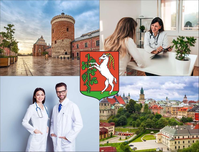 Lublin - cennik prywatnych wizyt u laryngologa - sprawdź lokalne ceny w poradniach