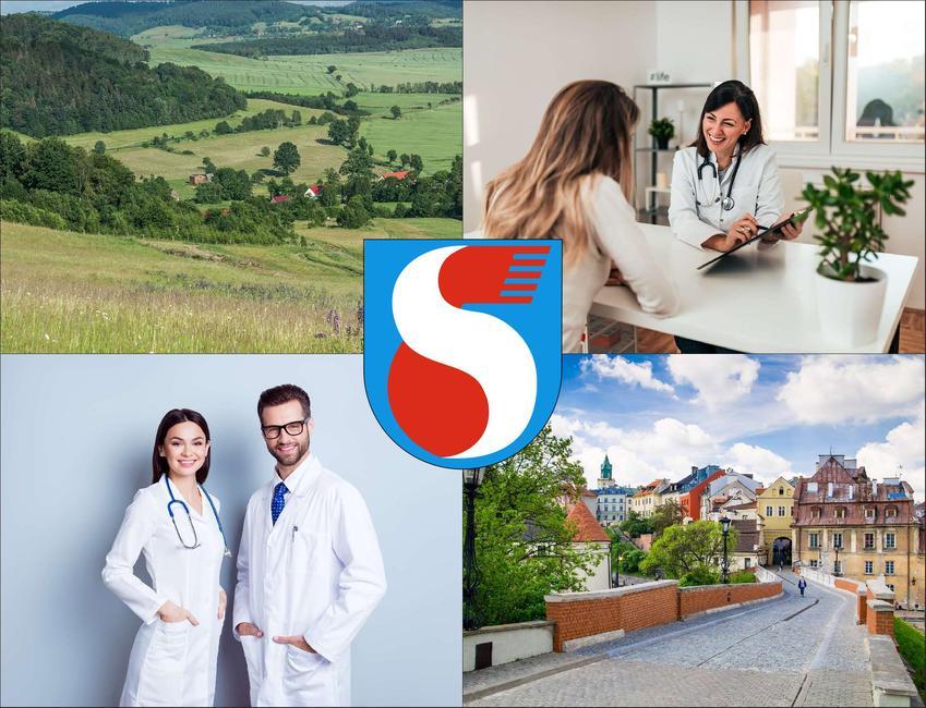 Świdnik - cennik prywatnych wizyt u laryngologa - sprawdź lokalne ceny w poradniach