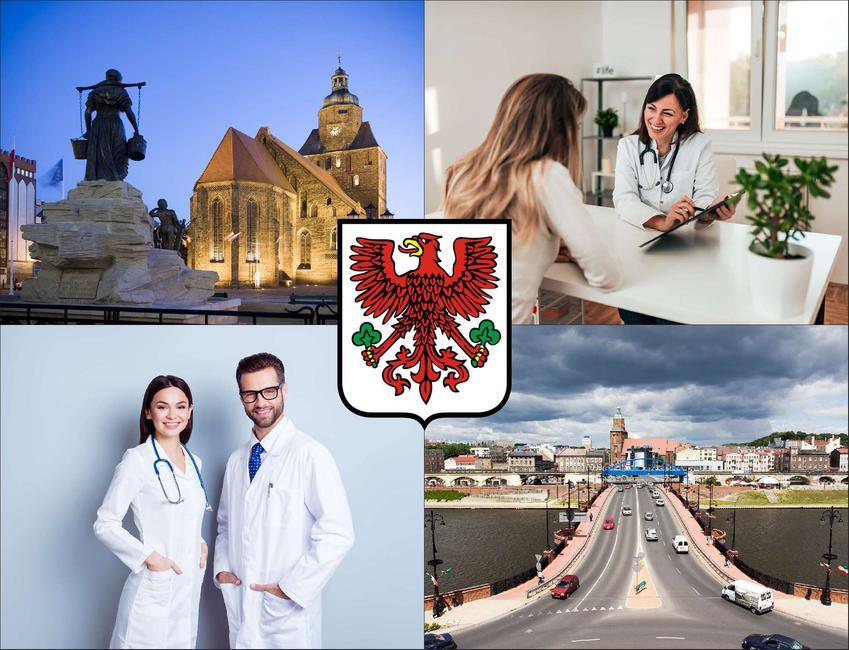 Gorzów Wielkopolski - cennik prywatnych wizyt u laryngologa - sprawdź lokalne ceny w poradniach