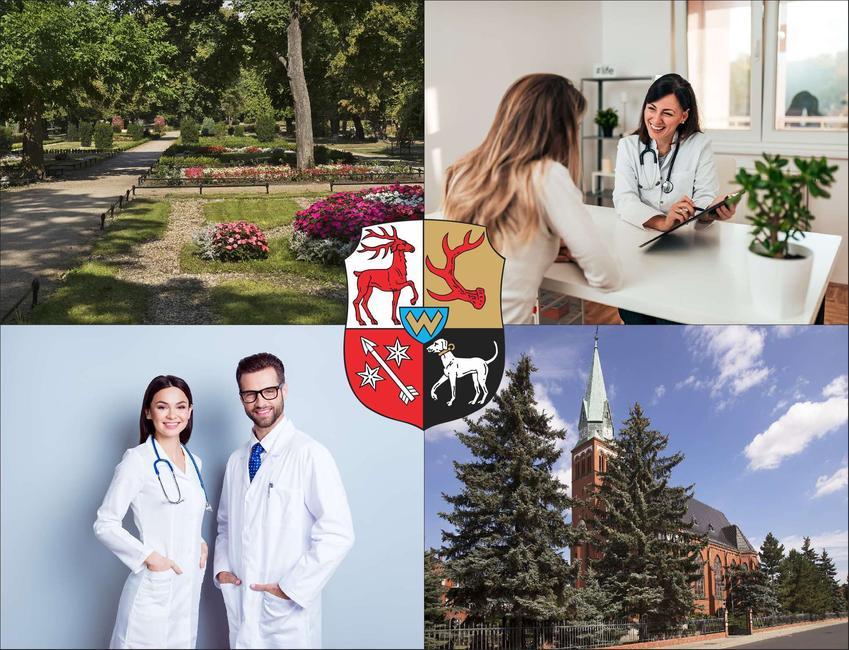 Żary - cennik prywatnych wizyt u laryngologa - sprawdź lokalne ceny w poradniach
