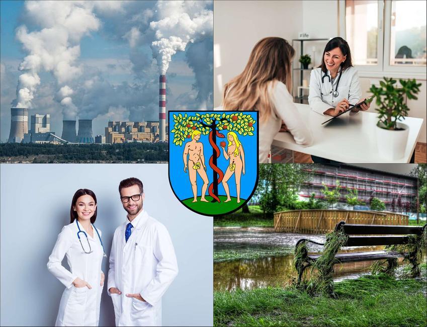Bełchatów - cennik prywatnych wizyt u laryngologa - sprawdź lokalne ceny w poradniach