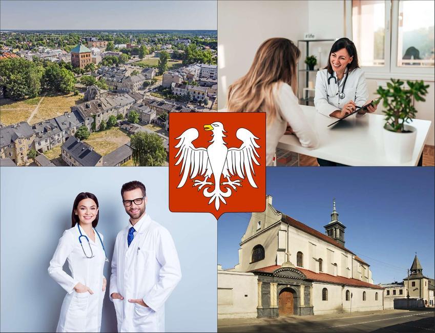 Piotrków Trybunalski - cennik prywatnych wizyt u laryngologa - sprawdź lokalne ceny w poradniach