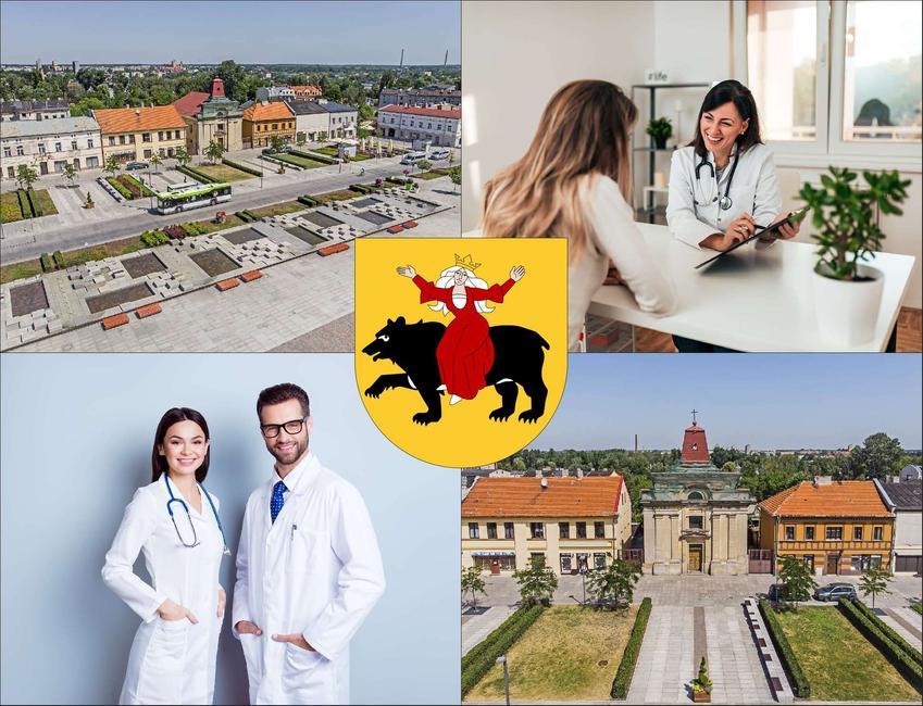 Tomaszów Mazowiecki - cennik prywatnych wizyt u laryngologa - sprawdź lokalne ceny w poradniach