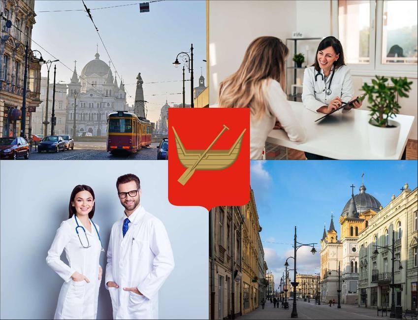 Łódź - cennik prywatnych wizyt u laryngologa - sprawdź lokalne ceny w poradniach