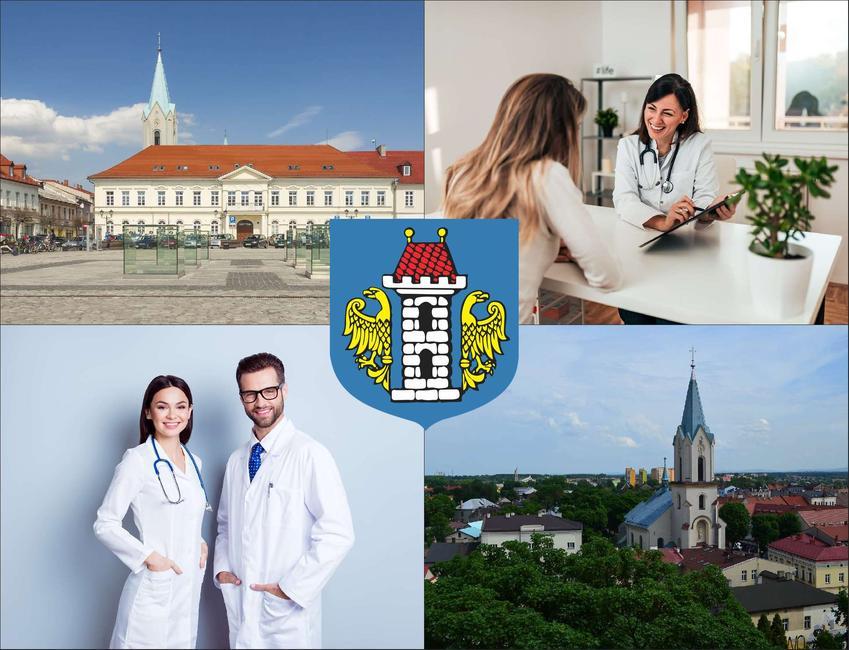 Oświęcim - cennik prywatnych wizyt u laryngologa - sprawdź lokalne ceny w poradniach