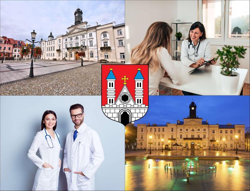 Płock - cennik prywatnych wizyt u laryngologa - sprawdź lokalne ceny w poradniach