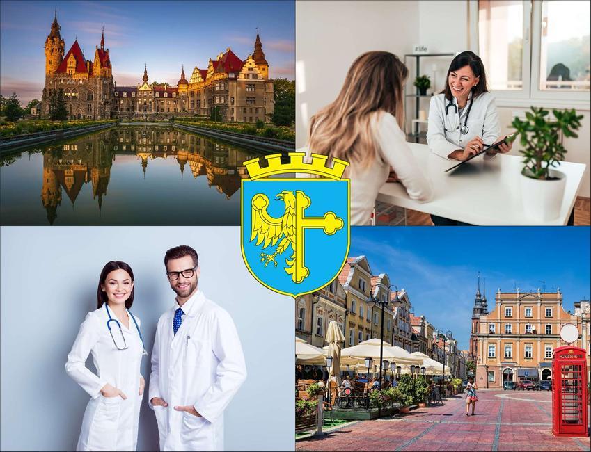 Opole - cennik prywatnych wizyt u laryngologa - sprawdź lokalne ceny w poradniach