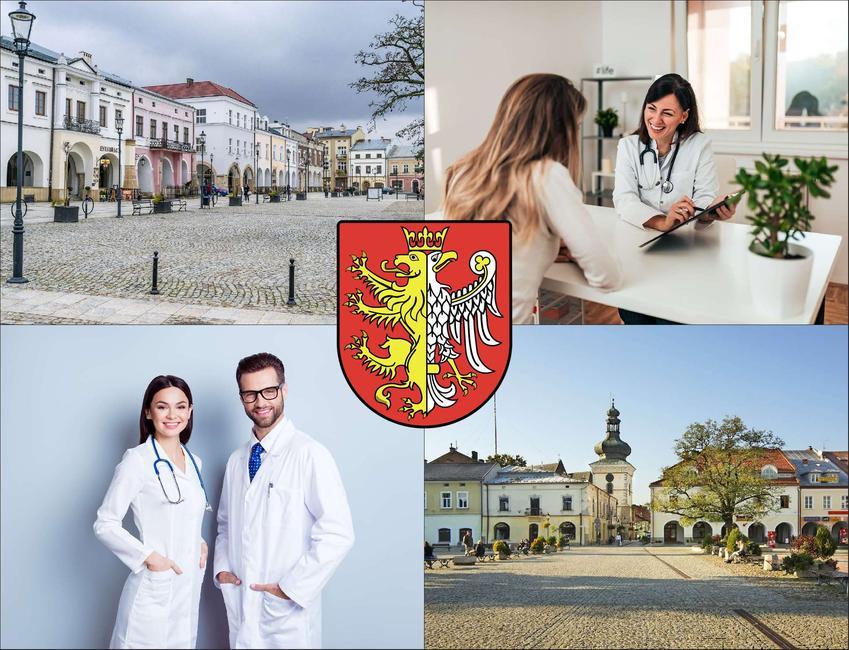 Krosno - cennik prywatnych wizyt u laryngologa - sprawdź lokalne ceny w poradniach