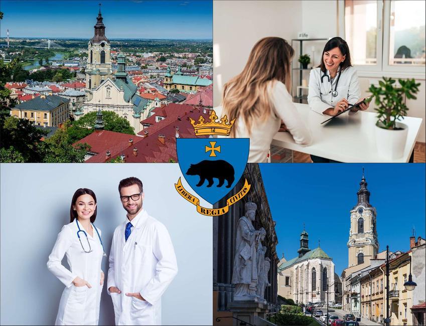 Przemyśl - cennik prywatnych wizyt u laryngologa - sprawdź lokalne ceny w poradniach