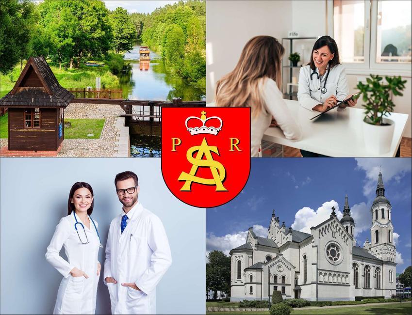 Augustów - cennik prywatnych wizyt u laryngologa - sprawdź lokalne ceny w poradniach