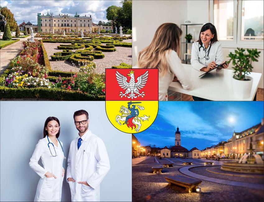 Białystok - cennik prywatnych wizyt u laryngologa - sprawdź lokalne ceny w poradniach