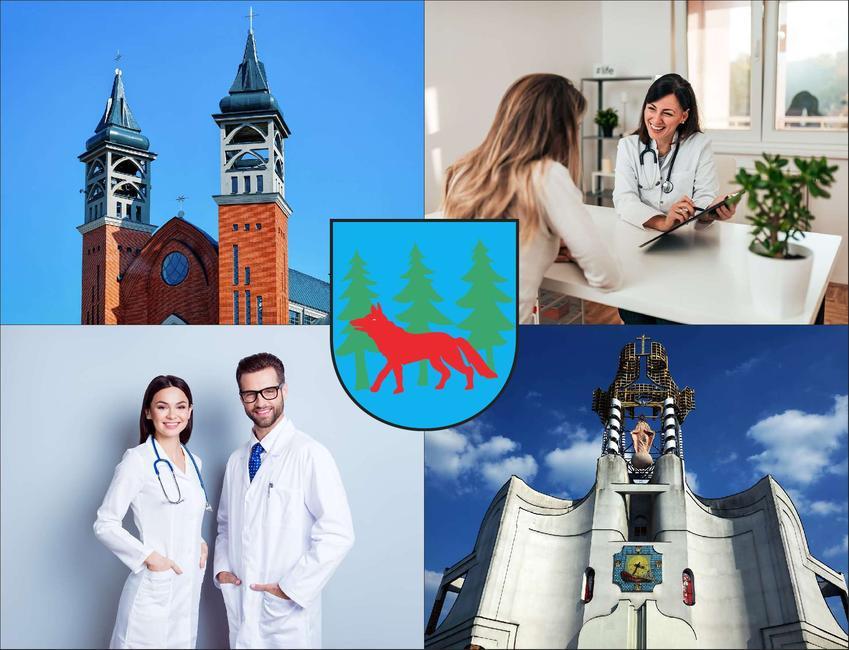 Grajewo - cennik prywatnych wizyt u laryngologa - sprawdź lokalne ceny w poradniach