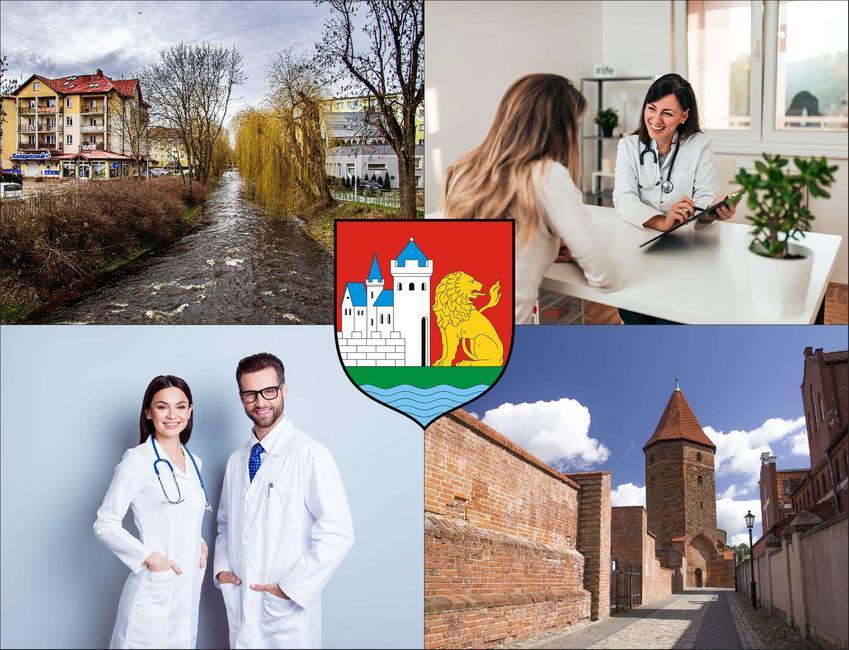 Lębork - cennik prywatnych wizyt u laryngologa - sprawdź lokalne ceny w poradniach