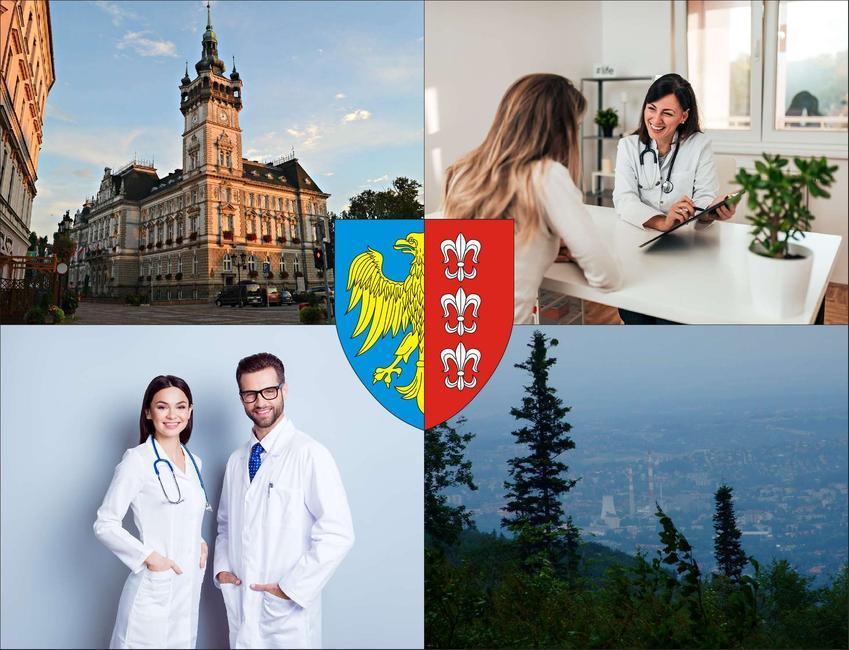 Bielsko-Biała - cennik prywatnych wizyt u laryngologa - sprawdź lokalne ceny w poradniach