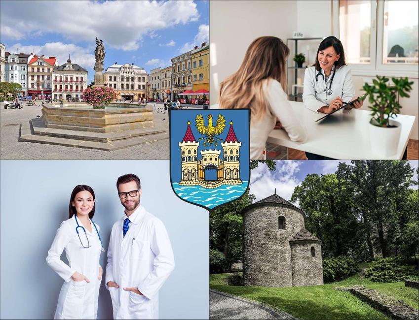 Cieszyn - cennik prywatnych wizyt u laryngologa - sprawdź lokalne ceny w poradniach