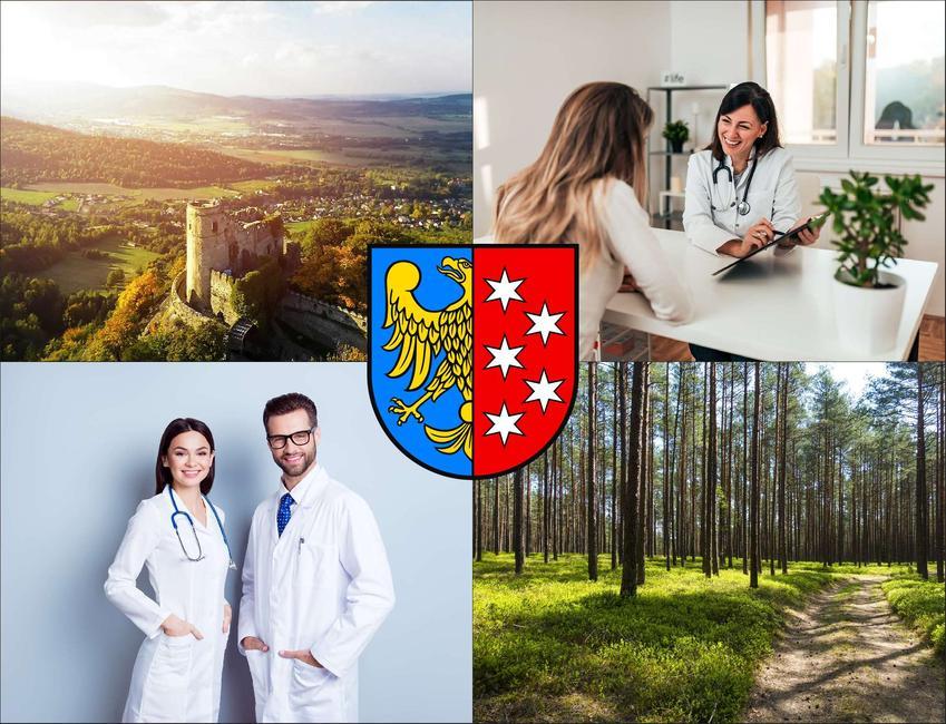 Lubliniec - cennik prywatnych wizyt u laryngologa - sprawdź lokalne ceny w poradniach