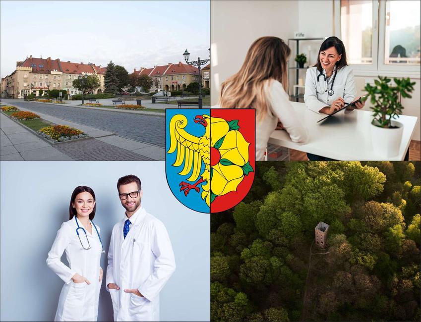 Wodzisław Śląski - cennik prywatnych wizyt u laryngologa - sprawdź lokalne ceny w poradniach