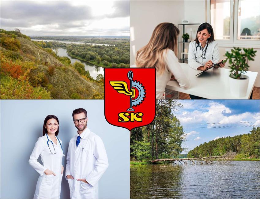 Skarżysko-Kamienna - cennik prywatnych wizyt u laryngologa - sprawdź lokalne ceny w poradniach