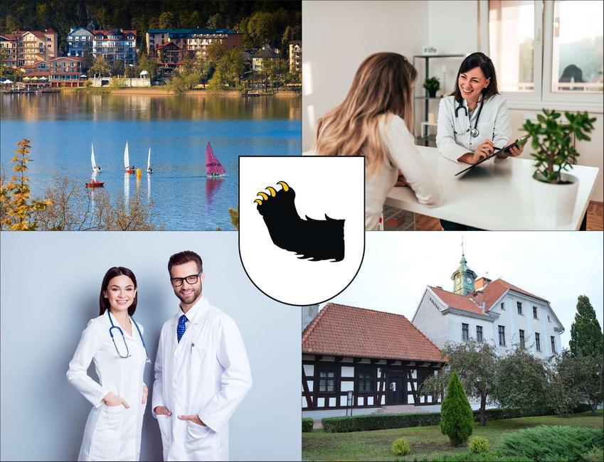 Mrągowo - cennik prywatnych wizyt u laryngologa - sprawdź lokalne ceny w poradniach