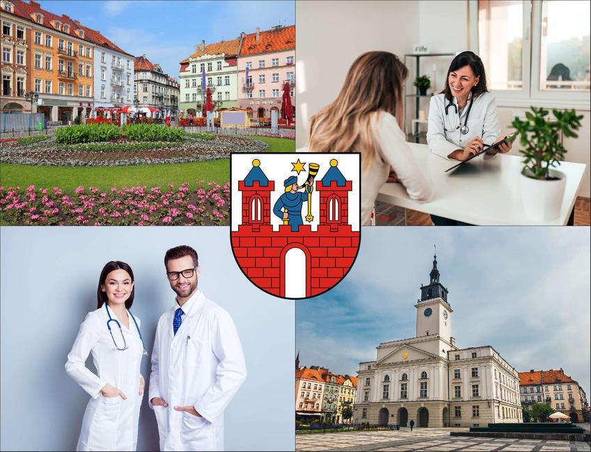 Kalisz - cennik prywatnych wizyt u laryngologa - sprawdź lokalne ceny w poradniach