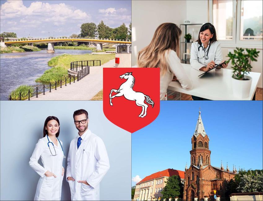 Konin - cennik prywatnych wizyt u laryngologa - sprawdź lokalne ceny w poradniach