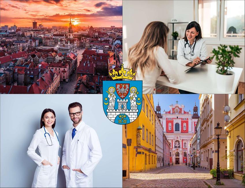 Poznań - cennik prywatnych wizyt u laryngologa - sprawdź lokalne ceny w poradniach